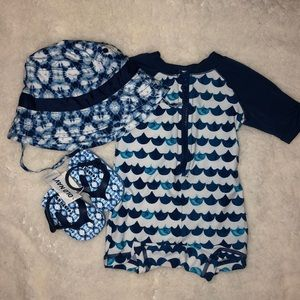 Baby Poolside Outfit!